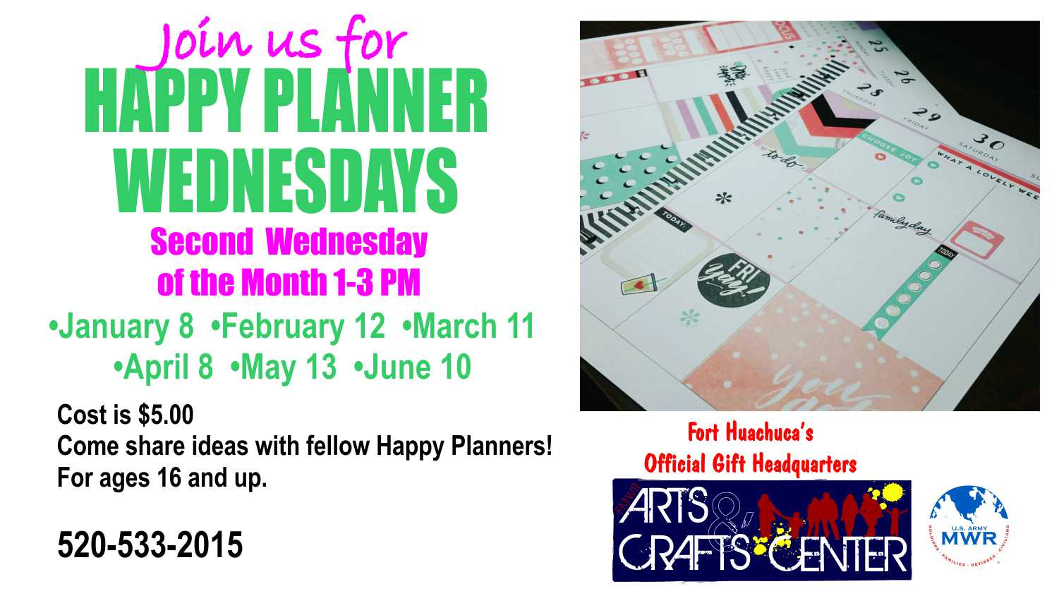 Happy Planner Party