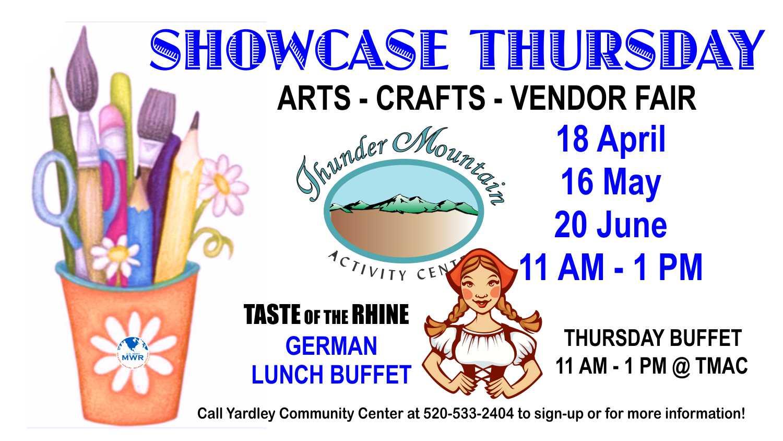 Showcase Thursday