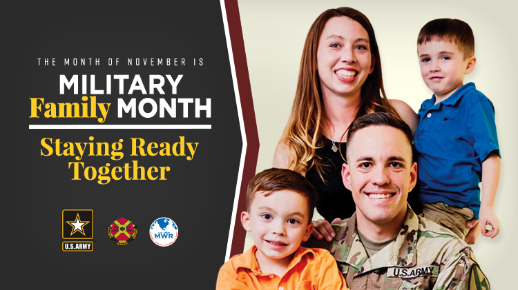 Military Family Month