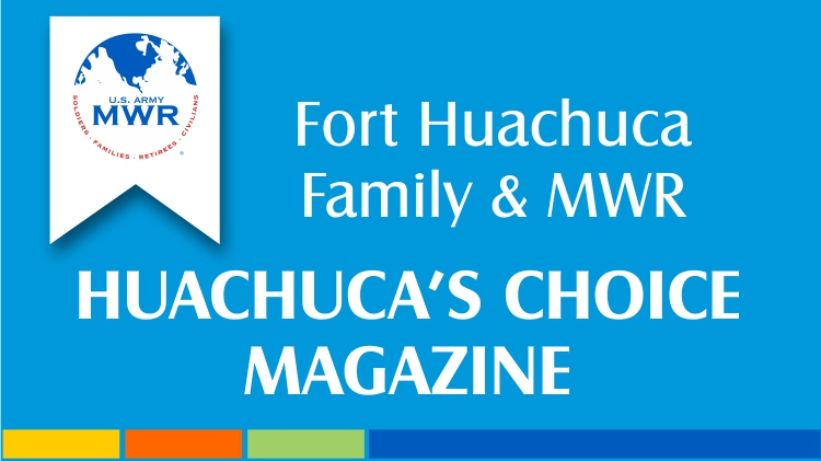 Ft. Huachuca Family & MWR Publications