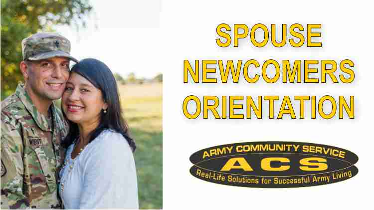 Spouse Newcomers Orientation