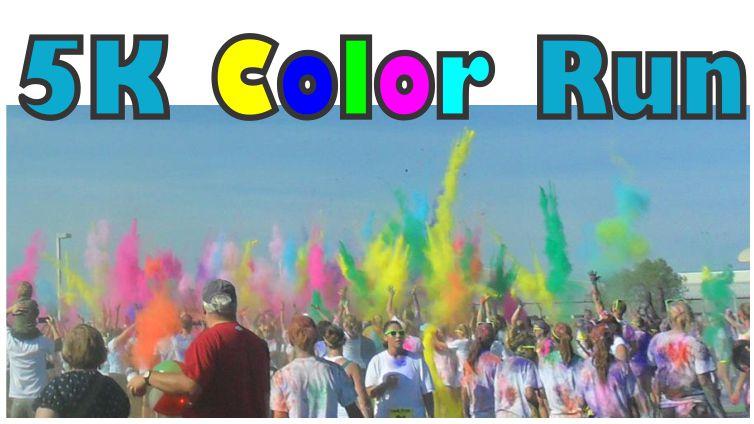 BOSS 5K Color Run