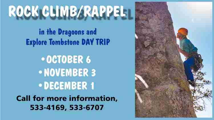 Rock Climb/Rappel