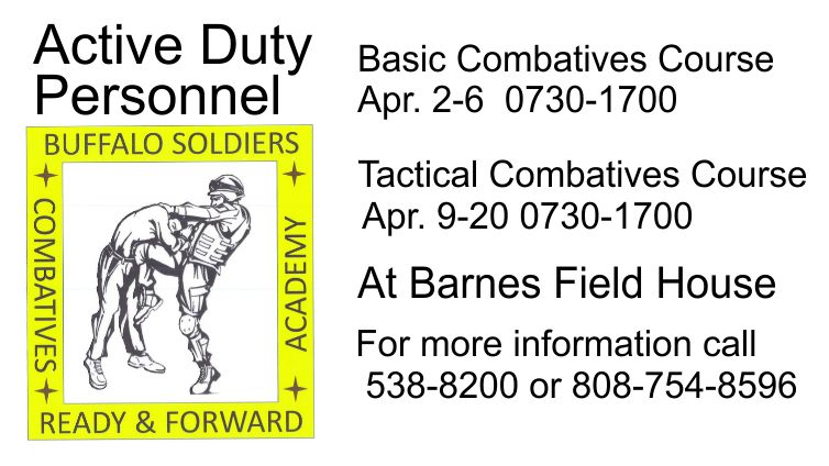 Tactical Combatives Course
