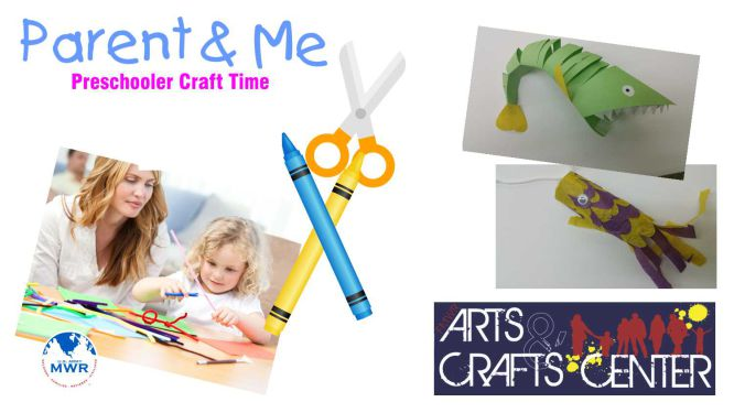 Parent & Me Preschooler Craft Time