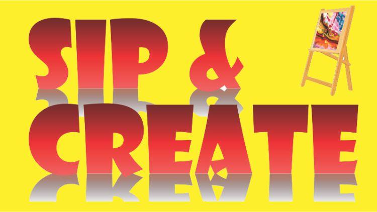 Sip & Create