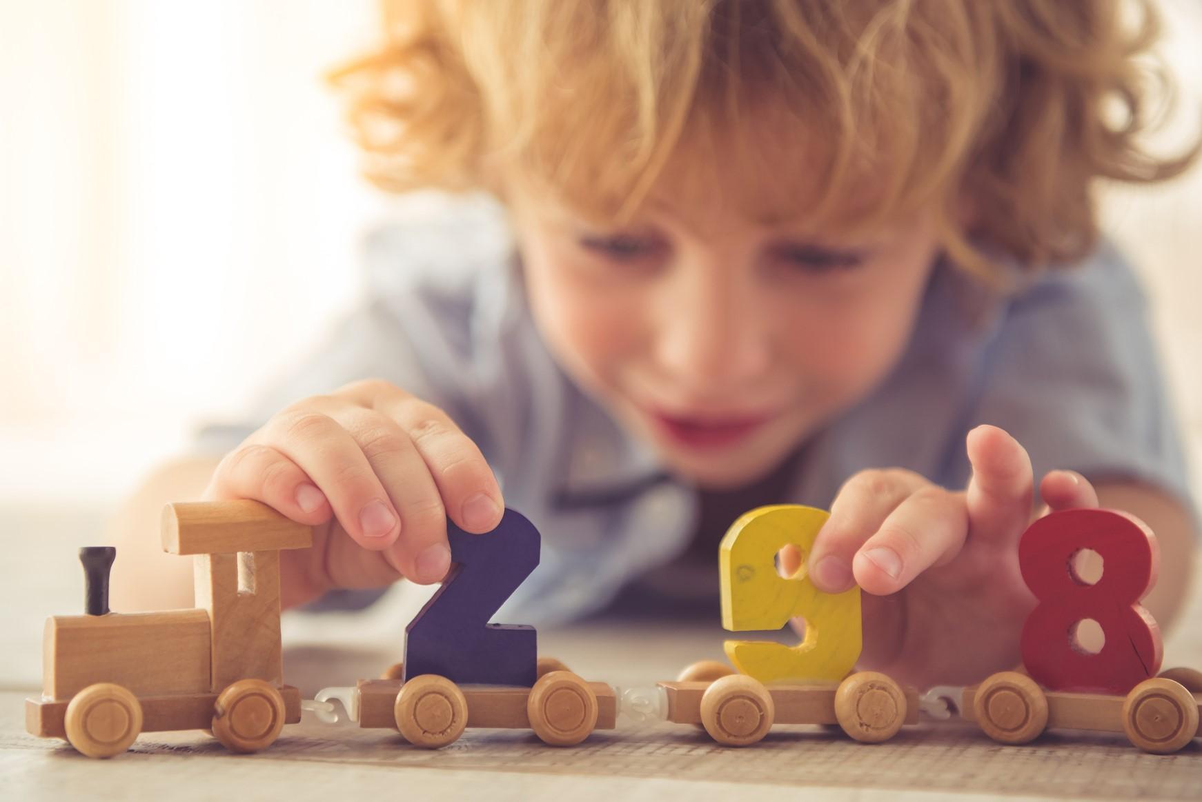 Infant /Toddler Brain Train