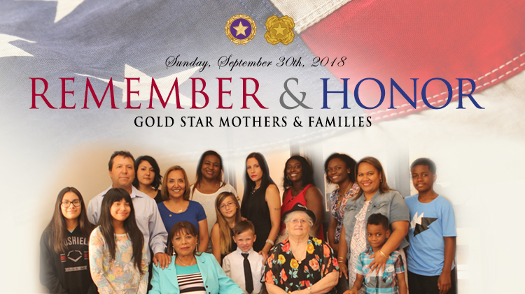 Gold Star Mothers & Families